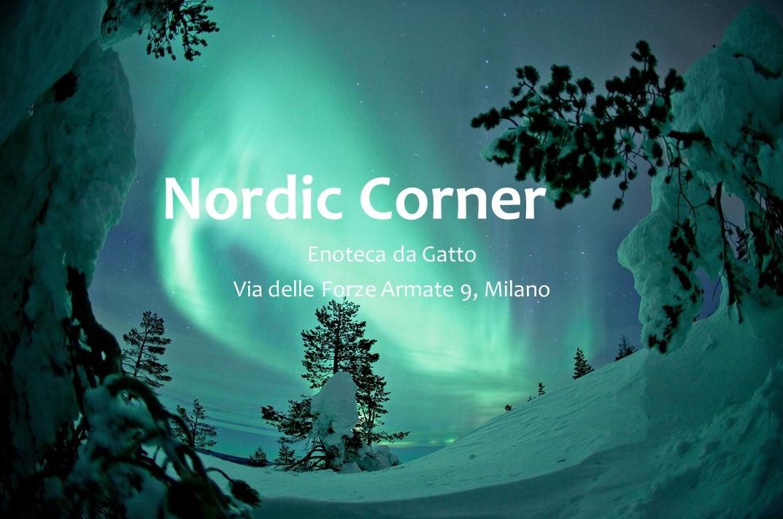 Nordic Corner arriving in Milan