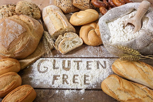 Gluten free is a big business in Italy