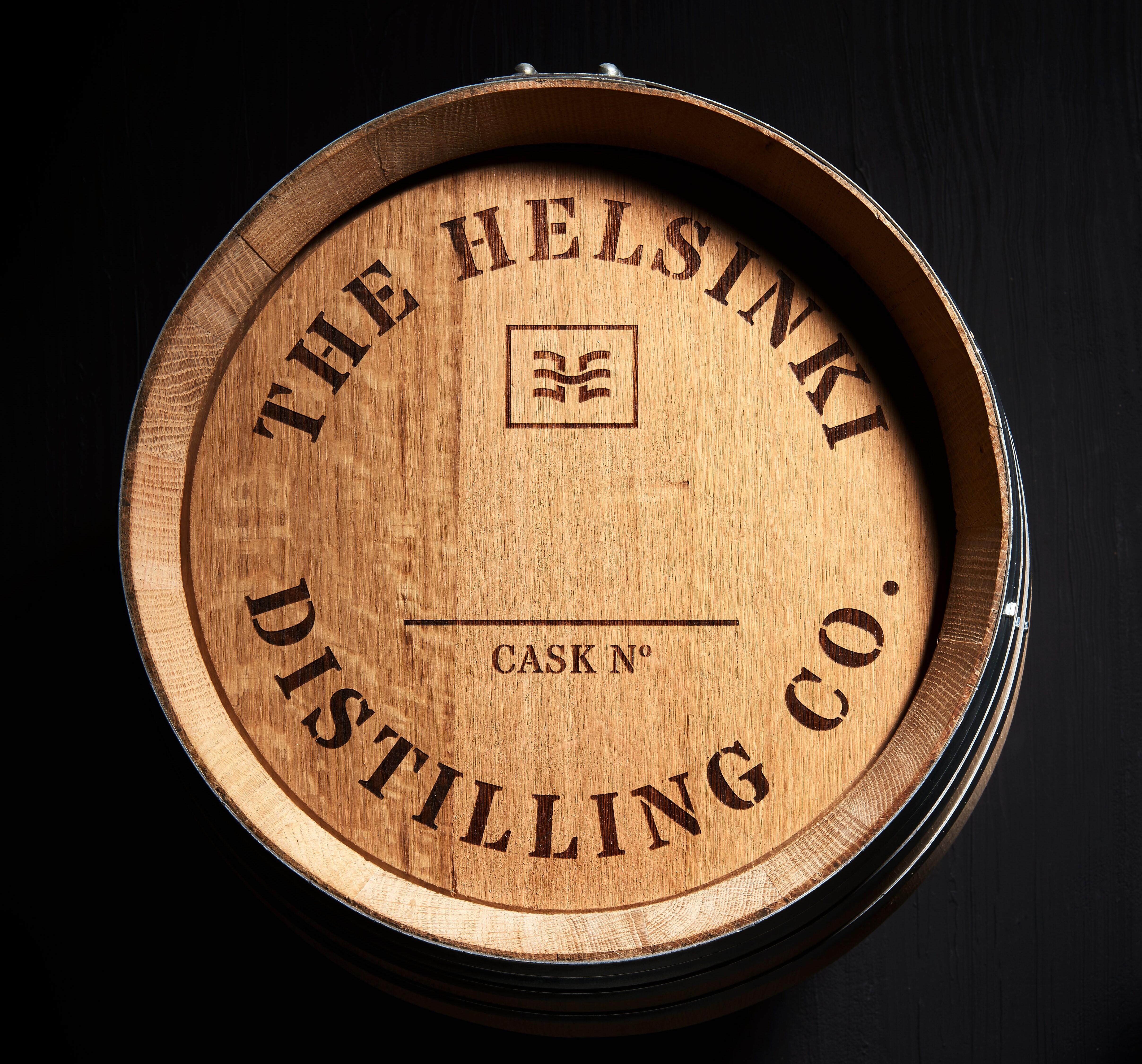 Helsinki Distilling Company has opened the Italian market