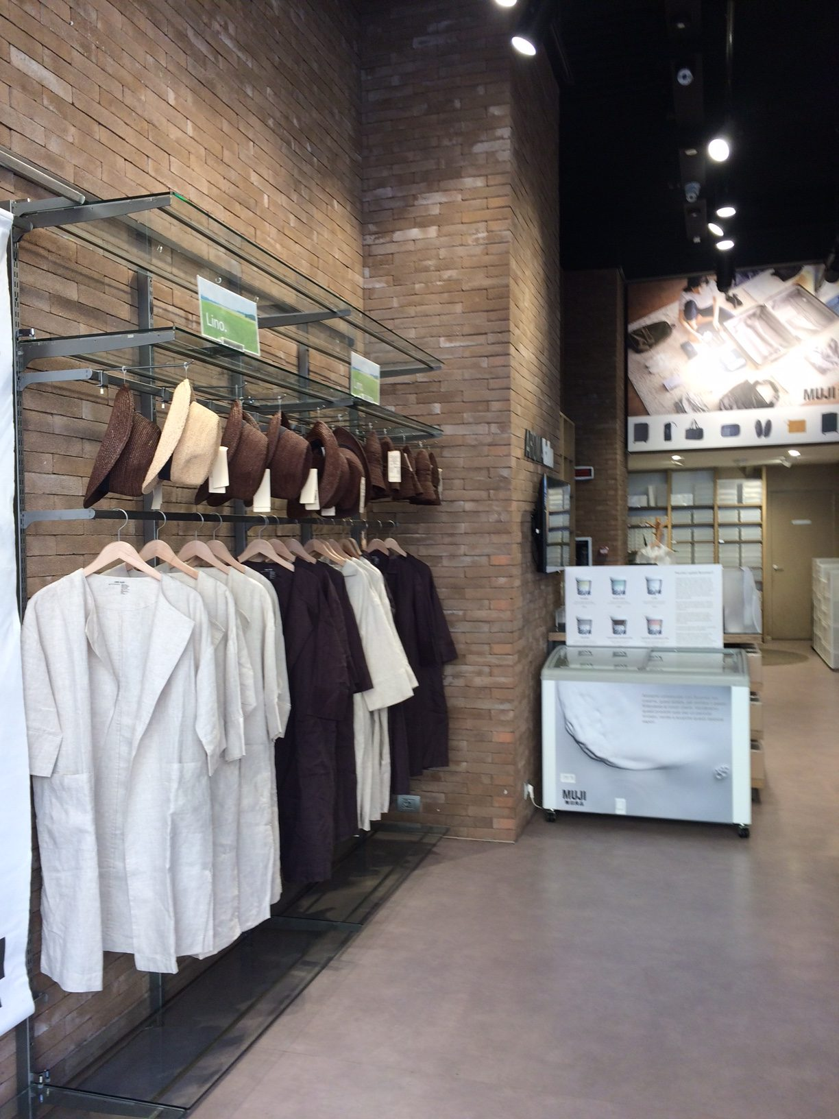 MUJI and Suomen Jaatelo collaborating in Europe