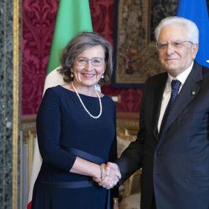 New Finnish Ambassador started in Rome