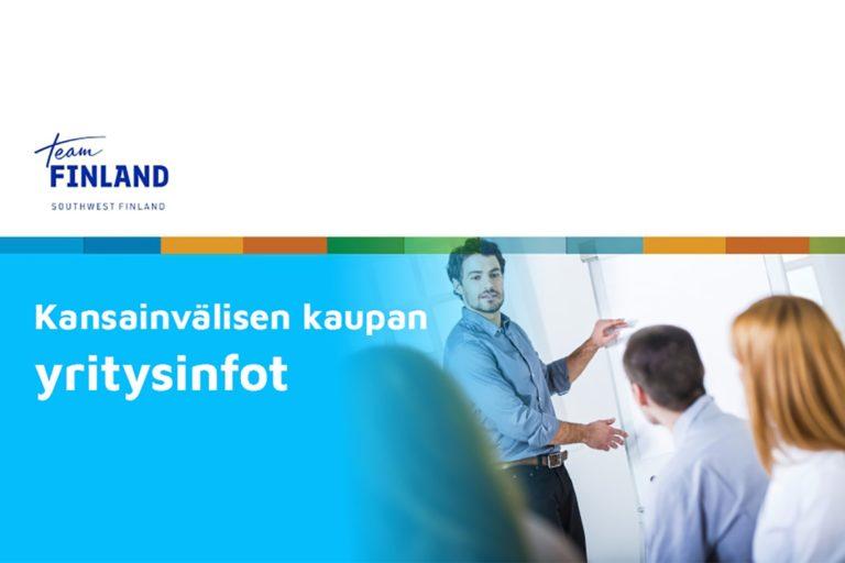 Turku Business Region event 27.11.2019