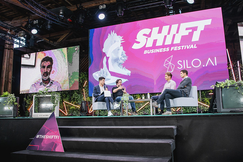 International Elite programme at the Finnish SHIFT Business Festival