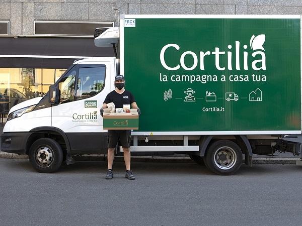 Online food retailer Cortilia showing impressive growth figures